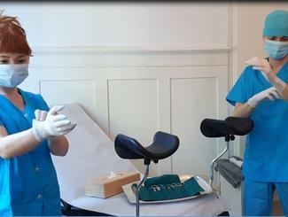 Doktorspiele mit LadyTinkaBojar aus St. Gallen